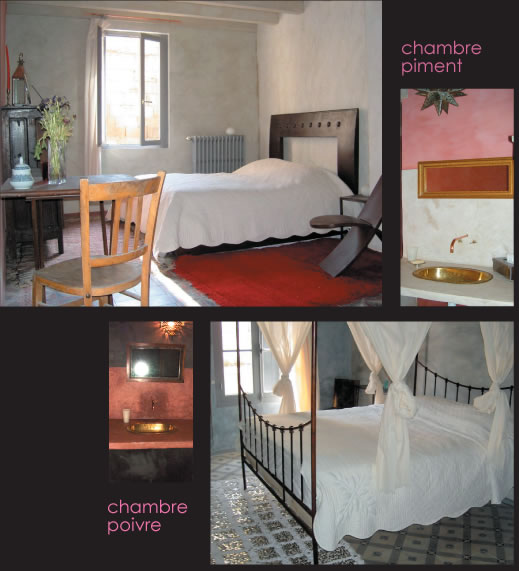 chambres d'hotes Arles